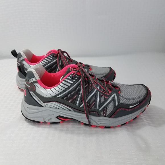 Fila Headway 6 Trail Running Shoes Metallic Silver